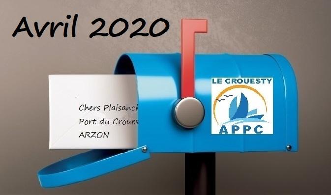 Image Nouvelles de l'APPC avril 2020