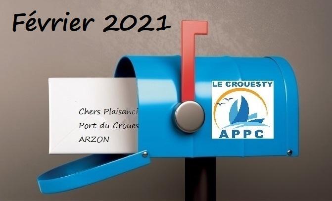 Image Nouvelles de l'APPC Février 2021